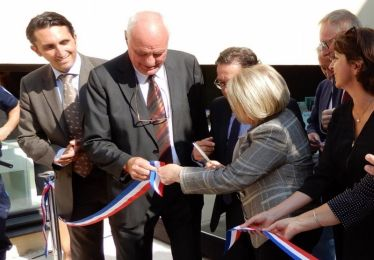 Retour sur l'inauguration officielle de la médiathèque et le banquet inaugural