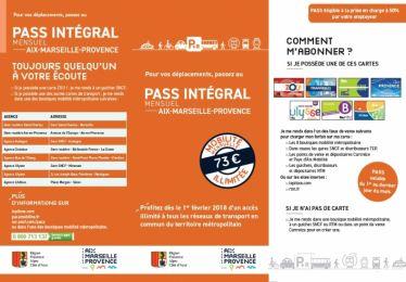 Transport : un pass intégral pour tous les transports de la Métropole Aix Marseille Provence