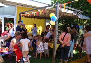Le buffet de l'été de la Maison de la Petite Enfance