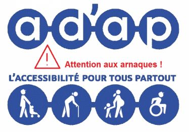 Escroquerie à l'accessibilité : Attention !