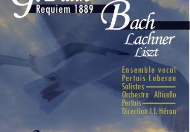 Concert Ensemble Vocal Pertuis Luberon