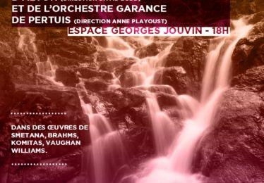 Concert des orchestres d'Alton et Garance