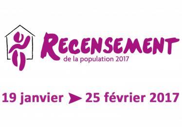 Recensement de la population 2017
