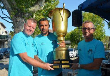 Kerfah, Ceyte et Bruno vainqueurs du National de Jeu Provençal