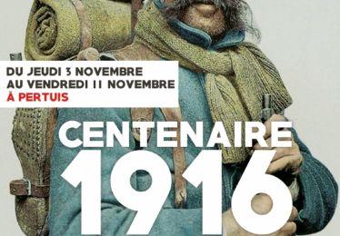 Centenaire de la guerre : 1916