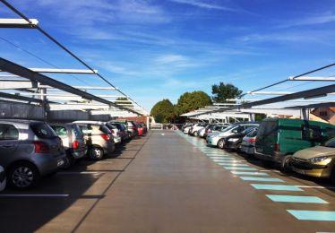 Ouverture du parking de la gare et de la voirie Semard/Delsome