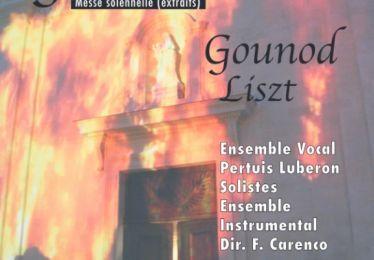 Concert de l'Ensemble Vocal Pertuis Luberon
