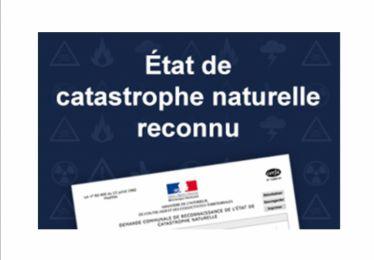 Etat de catastrophe naturelle reconnu à Pertuis pour les précipitations des 8 et 9 août 2018