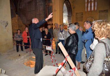 Souscription fondation du patrimoine suite aux visites du chantier de l'église