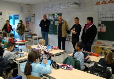 Plus de 200 tablettes numériques dans les écoles pertuisiennes !