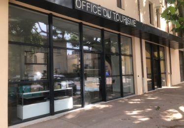 Ouverture du nouvel Office de Tourisme de Pertuis 1er juillet 2021
