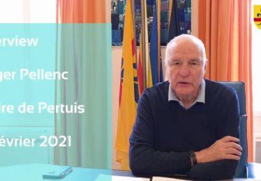 13-02-2021 - Le Maire de Pertuis s'adresse aux Pertuisiens