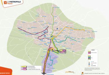 Mise à jour des lignes et horaires de bus (septembre 2020)