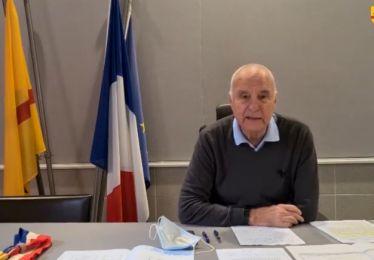 15-11-20 - Le Maire s'adresse aux Pertuisiens