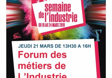 Forum des métiers de l'industrie